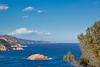 Mar Mediterráneo (Tossa, Girona) (Artal B.) Tags: cielo mar agua tossademar catalunya costabrava árbol paisaje mediterráneo roca