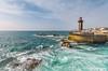 Farol de Felgueiras - Oporto (F. Julián Martín Jimeno) Tags: porto portugal duero douro oporto desembocadura faro mar oceano olas farol 2017 nikon d7000 faroldefelguerias felgueiras