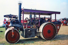 Marshall Steam Road Roller (SR Photos Torksey) Tags: steam roller transport traction engine rally road show