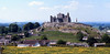 Rock of Cashel., Ireland (M McBey) Tags: cashel rock ancient ireland fortification roundtower chapel cathedral tipperary nikkormat kodachrome 50mmf20