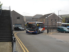 Stagecoach in South Wales 37467 (Welsh Bus 18) Tags: stagecoach southwales dennis dart slf 5 9m eurovi adl enviro200mmc 37467 yx18kuw porth