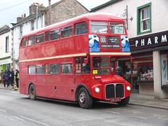 Stagecoach Cumbria & North Lancs RML2671 180331 Kirkby Stehen (maljoe) Tags: stagecoachcumbrianorthlancs stagecoach stagecoachgroup stagecoachnorthwest routemaster aecroutemaster aec kirkbystephentobroughcommercialvehiclerally