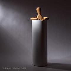 Part Hidden (mehmi's) Tags: dummy rajesh mehmi mannequin