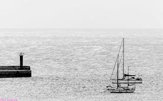 Nómadas del viento. Arrecife, Lanzarote, enero 2013.