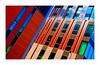 géométrie en couleurs (Marie Hacene) Tags: immeuble architecture montreuil 93 banlieue ville urbain urban