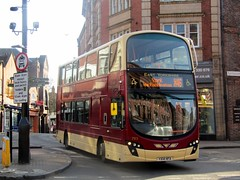 East Yorkshire 783 YX14HFA Coppergate, York on X46 (1280x960) (dearingbuspix) Tags: eyms eastyorkshire x46 783 yx14hfa