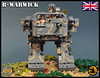 R_Warwick_02 (Cooper Works 70) Tags: lego ww2 wwii military stickers combat mech mecha