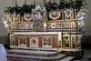 High altar - polychrome marbles 18th century (paliotto 17th century) and Angels by Giuseppe Sanmartino's atelier - Santissima Trinità Church at Via Tasso in Naples (Carlo Raso) Tags: highaltar polychromemarbles paliotto angels giuseppesanmartino santissimatrinitàchurch viatasso naples