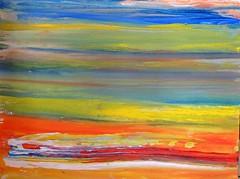 Desert Storm (Peter Wachtmeister) Tags: artinformel mysticart modernart popart artbrut phantasticart minimalart abstract abstrakt acrylicpaint surrealismus surrealism hanspeterwachtmeister