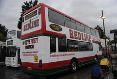 REDLINE TRAVEL (Hesterjenna Photography) Tags: redline transport travel yil6986 r344rra citybus bus psv coach eastlancs lancashire volvo pyoneer preston nottinghamcitytransport nottingham