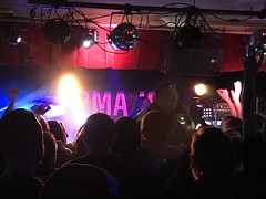 Norma Jean @ The Analog Cafe and Theater, Portland, OR, 16 March 2018 (You Hand In Your Ticket) Tags: normajean portland or 2018 theanalogcafeandtheater
