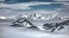 Bauges et Aravis (vegard.magnus) Tags: em5markii olympus snow neige ski clouds neia aravis bauges précherel mountai srange chambéry savoie alpes alps