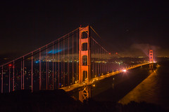 Her Grace and Beauty (Thomas Hawk) Tags: 75thbirthdaygoldengatebridge america batteryspencer california goldengatebridge marin marinheadlands sanfrancisco usa unitedstates unitedstatesofamerica bridge millvalley us fav10 fav25 fav50 fav100