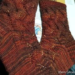 2018_003_04 (DarkRose303) Tags: mondschaf knitty springforwardsocks toeup socks handknitted handgestrickt