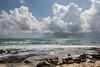 Lonely sailboat (Cheryl3001) Tags: mexico puerto moreles iberostar paraiso ocean coast sailboat sony nikcollection
