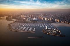 Long Beach: Aerial (Shabdro Photo) Tags: longbeach ©shabdrophoto
