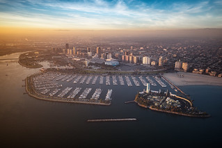 Long Beach: Aerial