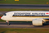 Singapore Airlines Airbus A350-941 9V-SMI (Mark Harris photography) Tags: spotting plane airbus a350 sq sia singapore wsss changi