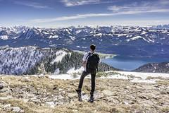 DSC7064 (ste.wi) Tags: schafberg wolfgangsee austria sky outdoor nature landscape landschaft hills mountains ilce6000 alpha6000 sony e1650mmf3556oss