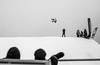 Snowboarding (Tommaso Orlandi Photography) Tags: snow snowboarding kronplatz burton black white snowboarder