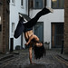 Shooting the Streets: Aimee (ArnabKGhosal) Tags: shootingthestreets dancer bodybuilder capoeira strobist nikon 7020028 athlete personaltrainer streetportraits streetstyle