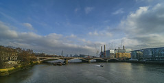 battersea bridge (y.mihov, Big Thanks for more than a million views) Tags: london europe england englanduk water wealth winter wide walks trespass travel tourist town sonyalpha sightseeing sigma 1224mm wind river road thames riverbank buildings architecture