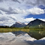 I Stood Before Mount Rundle (Banff National Park) thumbnail
