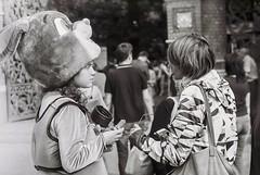 Rabbit (danteavv) Tags: blackwhite zenit12 filmphotography saintpetersburg street streetphotography manualcamera