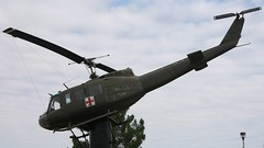 Bell 205 UH-1D-BF Iroquois in Big Spring (J.Comstedt) Tags: aircraft aviation air aeroplane airplane us force big spring texas usa vietnam veterans memorial army bell 205 uh1 iroquois 661078 helicopter