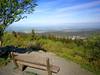 View from Feldberg (david_m.hn) Tags: feldberg taunus landschaft landscape mountain berg bank bench deutschland germany hessen
