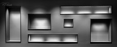 Shadow Boxes (Perry J. Resnick) Tags: pjresnick perryjresnick pjresnickgmailcom pjresnickphotographygmailcom ©2018pjresnick ©pjresnick contrast digital iphone appleiphone phonecamera minimal simple minimalism phoneography resnick shadowboxes noir drama lighting indoors design pattern bw blackandwhite monochrome monochromatic shadows shadow