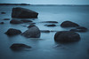 Blue Hour Spring Blues (trm42) Tags: emäsalo spring 30s sea longexposure nature earlyspring water sonya7iii seascape 85mm finland suomi rocks
