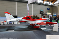 OK-VAU 99 - 2017 build BRM Aero Bristell NG5, displayed at Friedrichshafen during Aero 2017 (egcc) Tags: aero aerofriedrichshafen aerofriedrichshafen2017 brm brmaero bodensee bristell edny fdh friedrichshafen lightroom ng5 okvau99