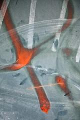 Proximité conceptuelle (Gerard Hermand) Tags: 1709049703 gerardhermand france paris canon eos5dmarkii metal peinture paint abstrait abstract abstraction