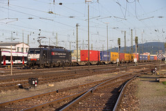 MRCE 189 991 Basel Bad (daveymills37886) Tags: mrce 189 991 basel bad baureihe siemens es64f4 cargo