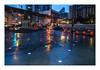 Seattle lights (philippe*) Tags: seattle washington urban night lights rain