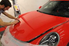 porsche_991_GT3_mk2_rouge_indien_xpel_12 (Detailing Studio) Tags: detailing studio lyon porsche 991 gt3 mk2 films xpel ultimate protection gravillons traitement lavage céramique swissvax polissage décontamination cire rouge indien