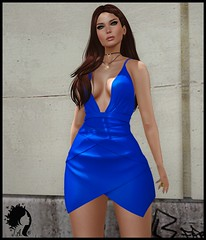 ❀ZD❀ ZHORA DESIGN  --   Ketlyn Dress (justine Azalee) Tags: zd