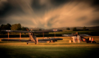 Early Evening at Shuttleworth
