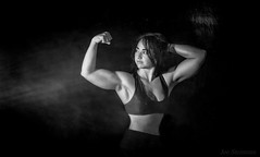 Ripped II (JDS Fine Art Photography) Tags: bw monochrome muscles fitness fitnessmodel ripped toned strength illumination inspirational asian asianmodel asianbeauty sports sportsfashion beauty