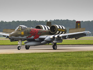United States Air Force | Fairchild A-10C Thunderbolt II | 81-0994
