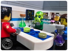 44-01 The Galley (captainmutant) Tags: afol classic space lego ideas legospace legography photography minifig minifigs minifigure minifigures moc sciencefiction science fiction scifi exploration brickography toy custom