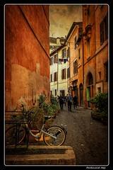 Roma_Trastevere_Via della Scala (ferdahejl) Tags: roma trastevere viadellascala dslr canondslr canoneos800d