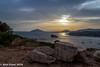 Sounion sunset-2 (PapaPiper (Travelling with my camera)) Tags: sounion sunset greece seascape europe attica sea boats sky skyline reflection aegean greatphotographers vividstriking greaterphotographers greatestphotographers