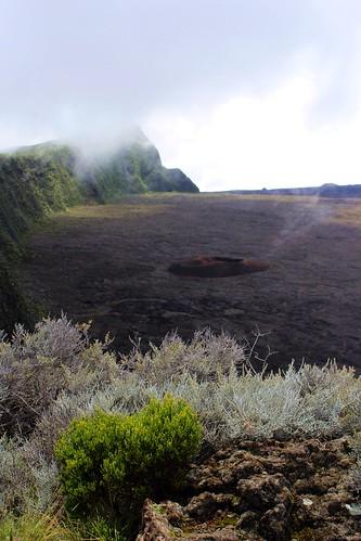 Réunion: Piton de la Fournaise: Plaine des Sables