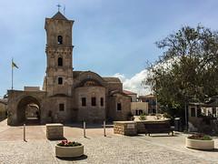 Larnaca       Agios Lazaros (JB_1984) Tags: churchofsaintlazarus church greekorthodox finikoudes larnaca larnaka cyprus iphone iphone6
