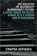 The Dialectic of Historicity in Modernist Fiction: a Study Based on Select Works of O V Vijayan and M Mukundan (Boekshop.net) Tags: the dialectic historicity modernist fiction study based select works o v vijayan m mukundan swapna gopinath ebook bestseller free giveaway boekenwurm ebookshop schrijvers boek lezen lezenisleuk goedkoop webwinkel