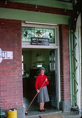 8109B-16 (Geelong & South Western Rail Heritage Society) Tags: aus australia eclass hudson rta victoria warragul electric refreshment rooms