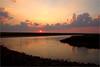 sunset........ (atsjebosma) Tags: zonsondergang sky clouds sun zon wolken lucht kleurrijk colourful reflection reflectie noordpolderzijl groningen thenetherlands atsjebosma may mei 2018 nature coth5 ngc npc