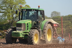John Deere 6830 Tractor with a Lemken Power Harrow & Accord DA Seed Drill (Shane Casey CK25) Tags: john deere 6830 tractor lemken power harrow accord da seed drill jd green spring barley fermoy onepass one pass traktor trekker traktori tracteur trator ciągnik sow sowing set setting drilling tillage till tilling plant planting crop crops cereal cereals county cork ireland irish farm farmer farming agri agriculture contractor field ground soil dirt earth dust work working horse horsepower hp pull pulling machine machinery grow growing nikon d7200